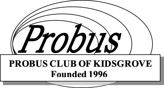 Probus Club of Kidsgrove
